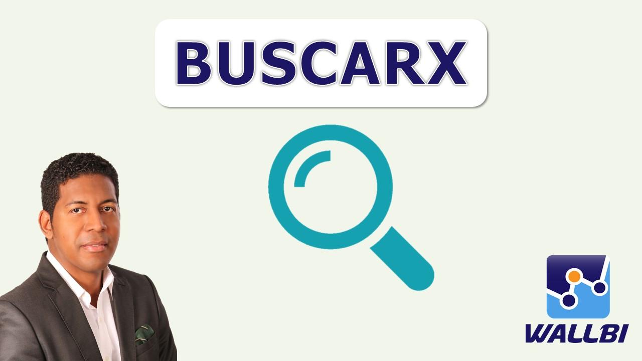 Cómo usar la función BUSCARX
